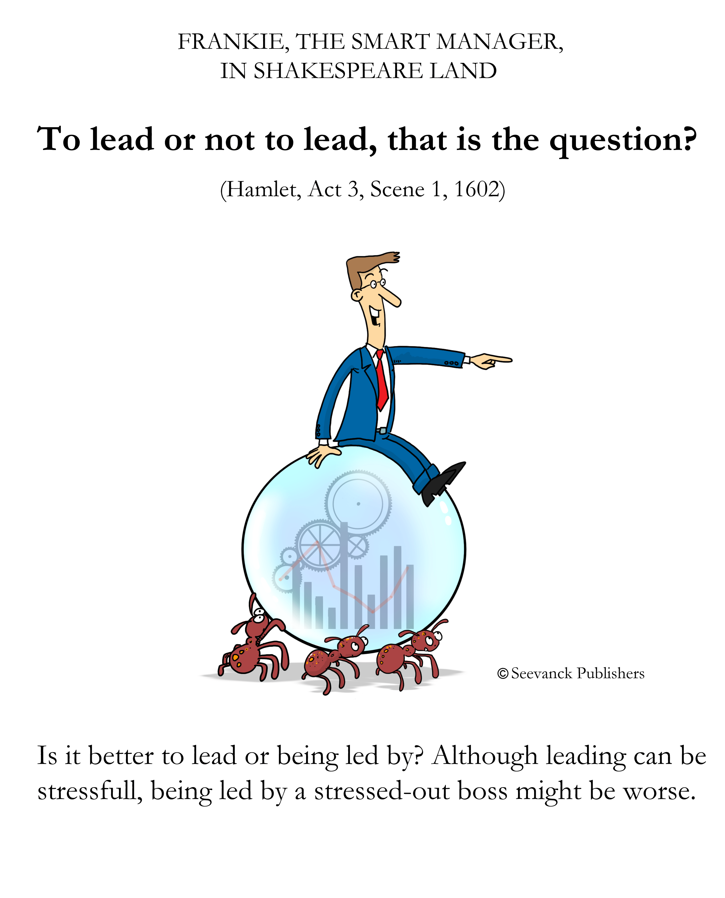 To be or not to be that is the question