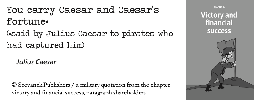Ceasar's fortune