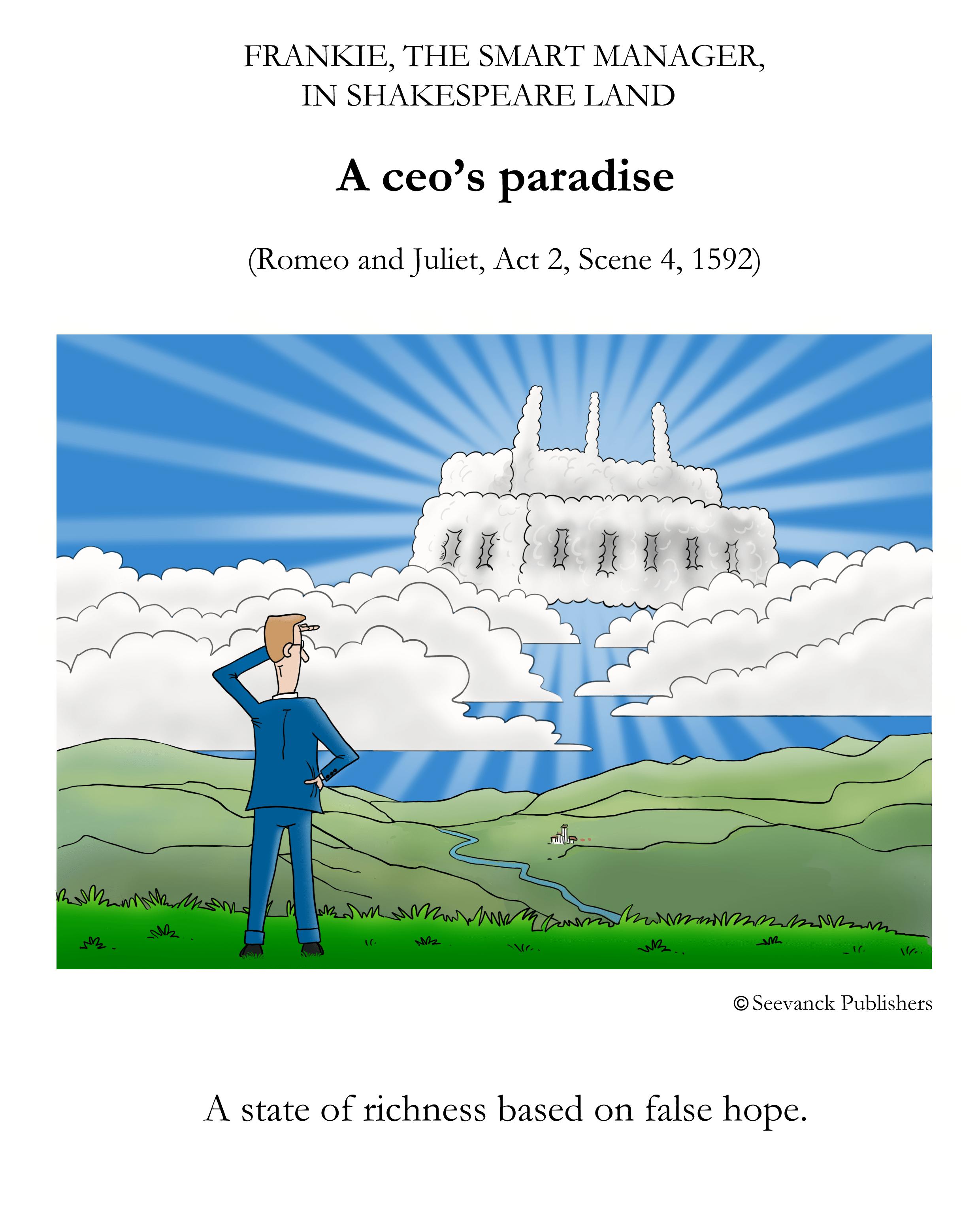 a fool's paradise